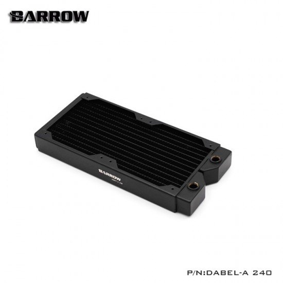 Barrow Radiator 240MM Dabel-a series  34MM (รับประกัน 1 ปี)