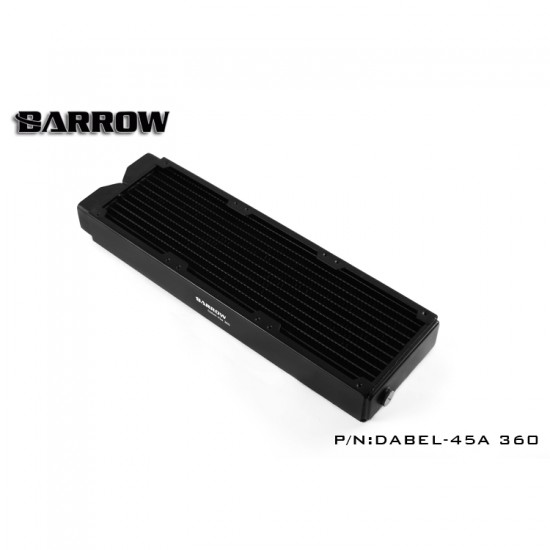 Barrow Radiator 360MM Dabel-a series  45MM (รับประกัน 1 ปี)