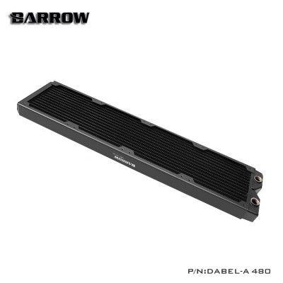 Barrow Radiator 480MM Dabel-a series  30MM (รับประกัน 1 ปี)