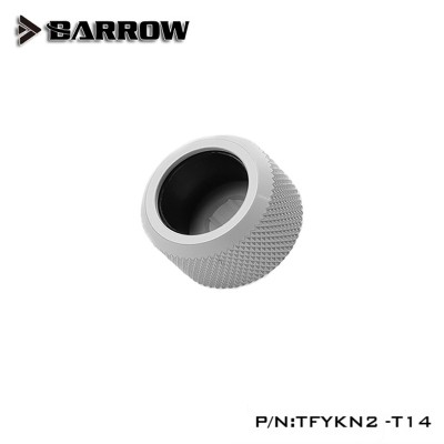Barrow Choice Multicolor Compression Fitting T14  -14mm - White