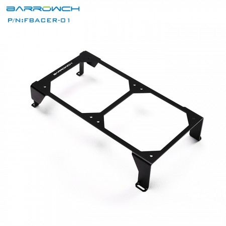 Barrowch Mobula 240 radiator installation module formodular panel case (ขายกระดับหม้อน้ำ 240 mm)