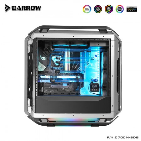 Cooler Master C700P case Barrow LRC 2.0 water channel integrated board f (C700P-SDB V1)