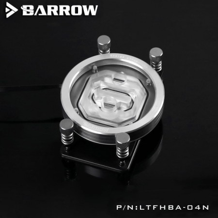 (SEAL) Barrow Energy Series AMD RYZEN AM4 Water Block (Supreme Edition) Silver (รับประกัน 1 ปี)