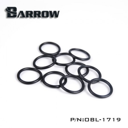 Barrow Replacement O-ring Set for Acrylic/Hard Tube 14 (โอริง 14mm)