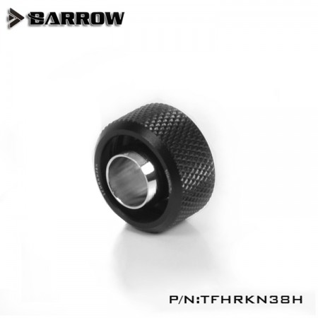 Barrow Choice Multicolor Compression Fitting (ID3/8-OD5/8) Black