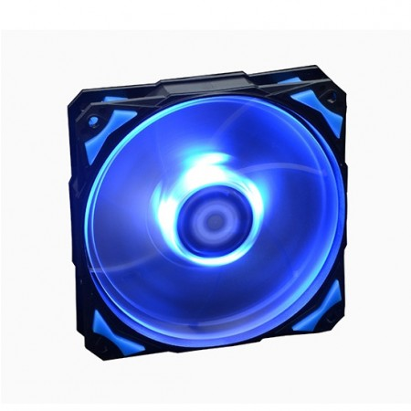 ID COOLING Fan PL-12025-B 120mm Blue (สีฟ้า)