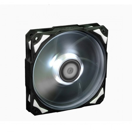 ID COOLING Fan PL-12025-W 120mm White (สีขาว)