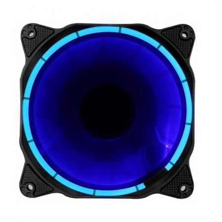 jonsbo Solar Eclipse LED Fan (Blue)