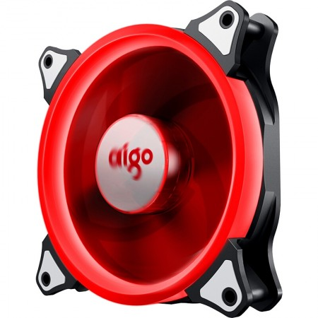 Aigo Aurora Fan 12CM Red