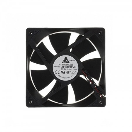 DELTA 120MM 3100RPM AFB1212VH  COOLING FAN PWM (พัดลม DELTA รอบจัด 3100 RPM รับประกัน 1 ปี)