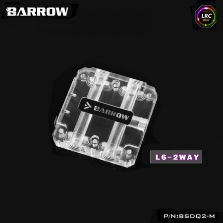 Barrow Multi card connector Bridge L6-2 WAY