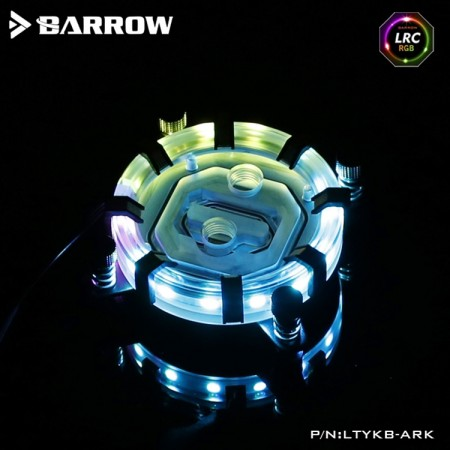 Barrow Energy series INTEL Aurora limited edition black (รับประกัน 1 ปี )