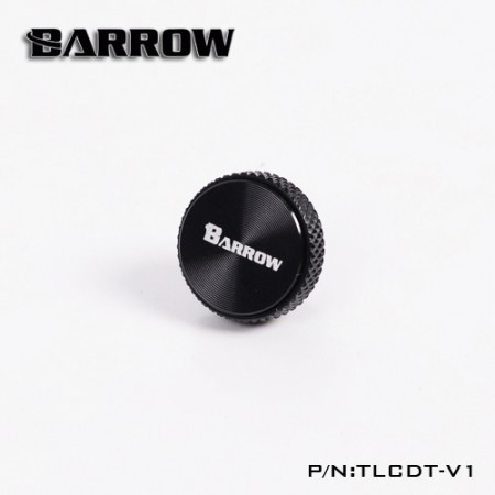 Barrow Multicolor New CD Composite  Stop Fitting Black-Black