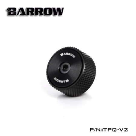 Barrow Multicolor New CD pattern Manual Exhaust Valve black