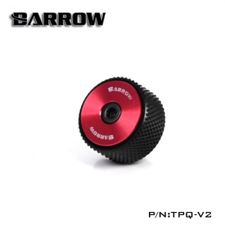 Multicolor New CD pattern Manual Exhaust Valve red