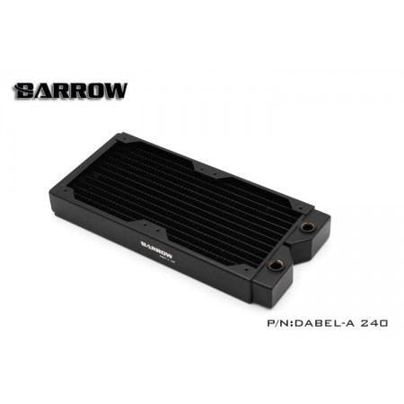 Barrow Radiator 240MM Dabel-a series  34MM