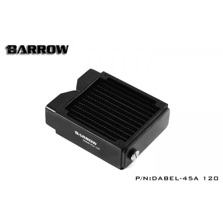 Barrow Radiator 120MM Dabel-a series  45MM (รับประกัน 1 ปี)