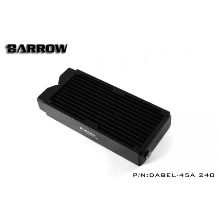 Barrow Radiator 240MM Dabel-a series  45MM