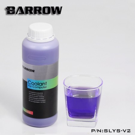 Barrow New Edition SLYS-V2 purple