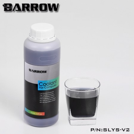 Barrow New Edition Water Cooling Liquid SLYS-V2 black