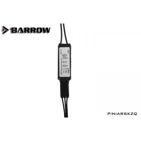 Barrow LRC2.0 5V Manual controller Aurora (คอนโทรนเลอร์ RGB 5V)