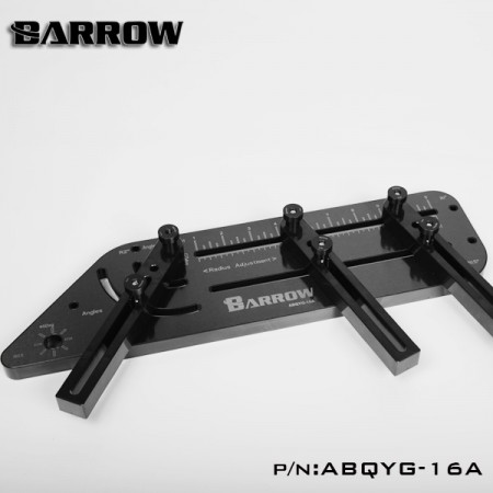 Barrow Hard Tube Bending Tool (ABS+Steel plate)