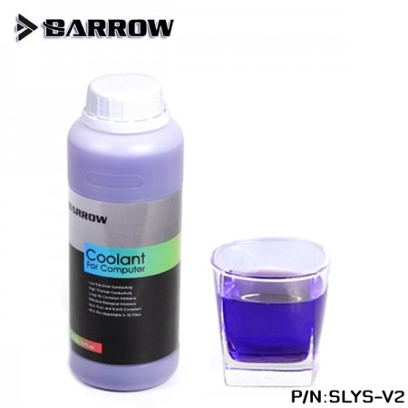 Barrow New Edition Water Cooling Liquid SLYS-V2 purple