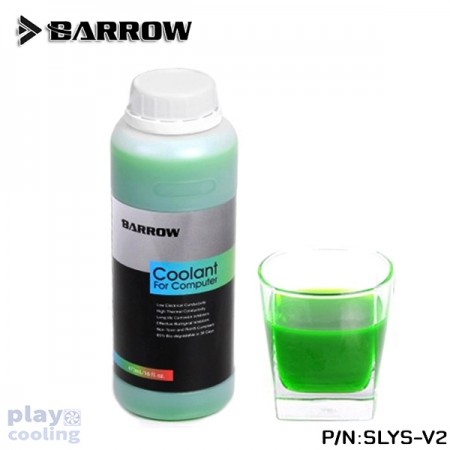 Barrow New Edition Water Cooling Liquid SLYS-V2 green