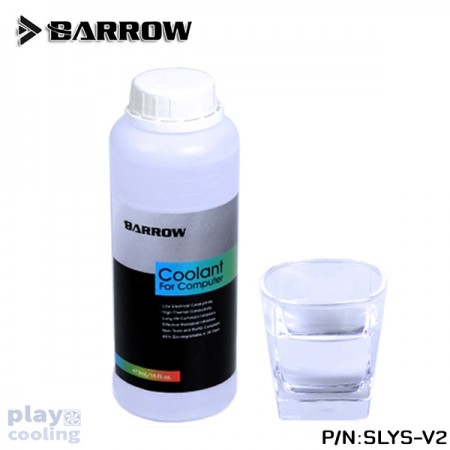 Barrow New Edition Water Cooling Liquid SLYS-V2 transparent