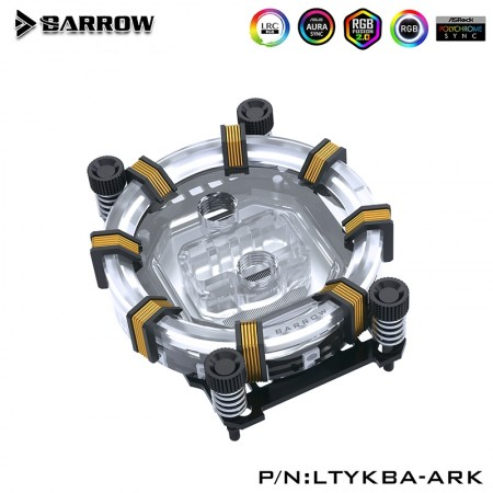 (SEAL) Barrow Energy Series AM4 Aurora limited edition Black (รับประกัน 1 ปี)