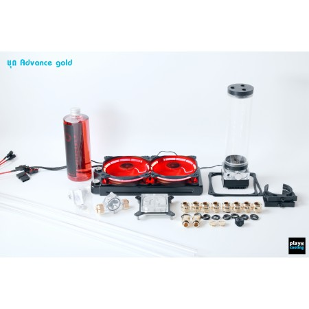 ชุด advance gold water cooling set