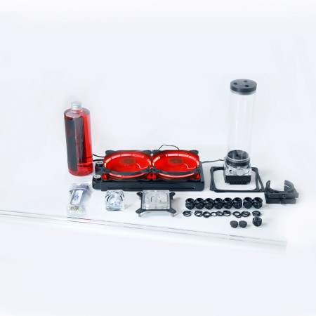 Advance Hard Tube 14mm Water Cooling Kit