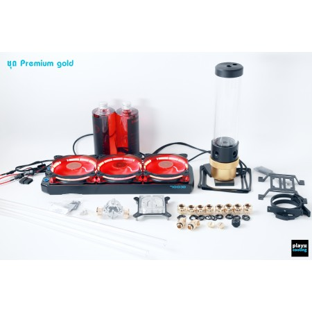 ชุด premium gold water cooling set