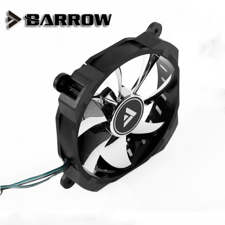 barrow rariator fan BF02-PR RGB Black