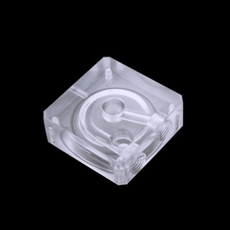 Acrylic DDC Pump Top Cover 4way
