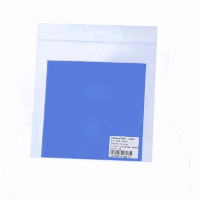 Thermal Pad 1.0mm 100x100mm 4.0W/mK (ซิลิโคนแผ่นระบายความร้อน หนา 1มิล กว้าง 100x100mm)