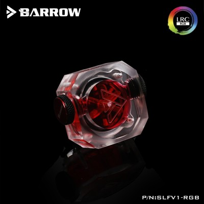 BARROW Flow Indicator 2 way RGB LRC2.0 version