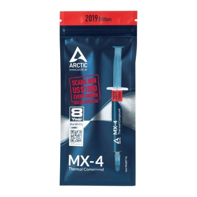 ARCTIC MX-4 Thermal compound 4g (ซิลิโคนทาcpu)