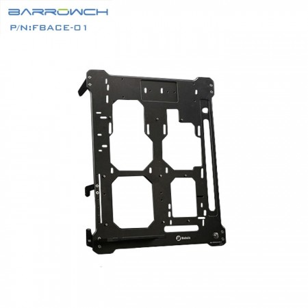 Barrowch Mobula Simple integrated modular panel case-Black