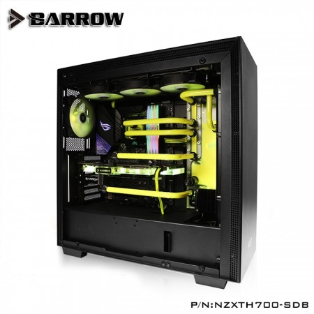 NZXT H700 case Barrow waterway plate (NZXTH700-SDB)
