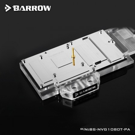 GTX 1080TI/New TiTan X GPU founders edition Water Block