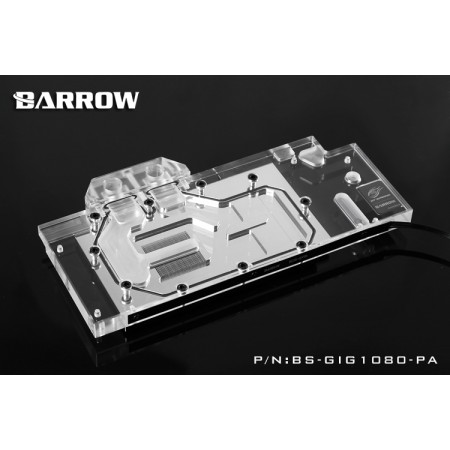 GIGABYTE G1 Gaming GTX1080-1070-1060 GPU Water Block