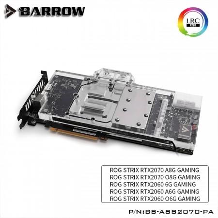 ASUS STRIX RTX 2070/2060 Aurora RGB GPU Aurora RGB GPU Water Block