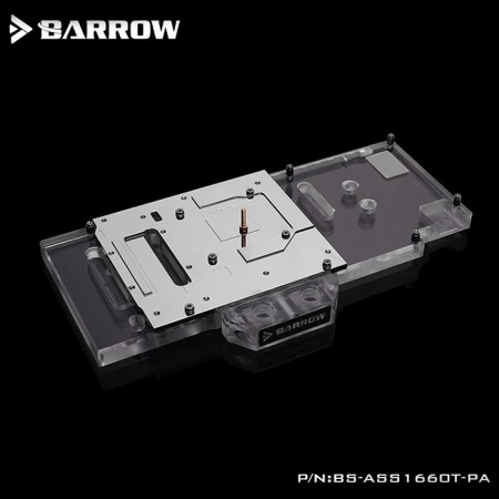 ASUS STRIX GTX1660TI O6G GAMING  Barrow GPU water block (รับประกัน 1 ปี)