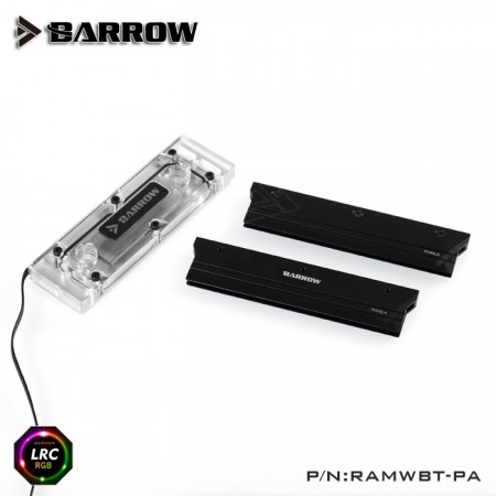 Barrow water block RAMLA  kits