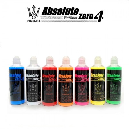 POSIEDON Nano fluid Paste Absolute zero 4 Green