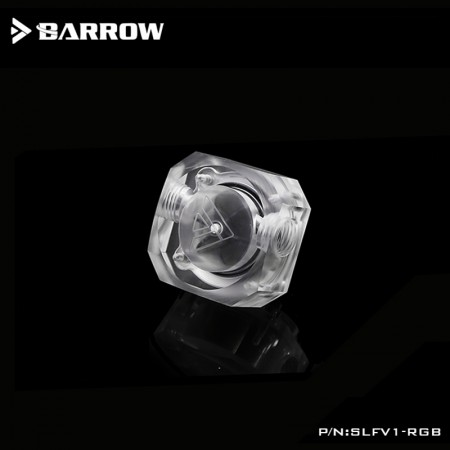 Barrow Flow Indicator 2 way RGB LRC2.0 (ARGB) 5V Version