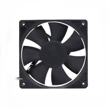 DELTA 120MM 3600 RPM AFB1212VH 12025 12V 0.60A COOLING FAN PWM (พัดลม DELTA รอบจัด 3600 RPM)