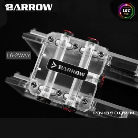 Multi card connector BridgeL6-2 WAY