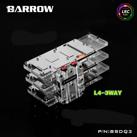 Multi card connector Bridge L4-3 WAY
